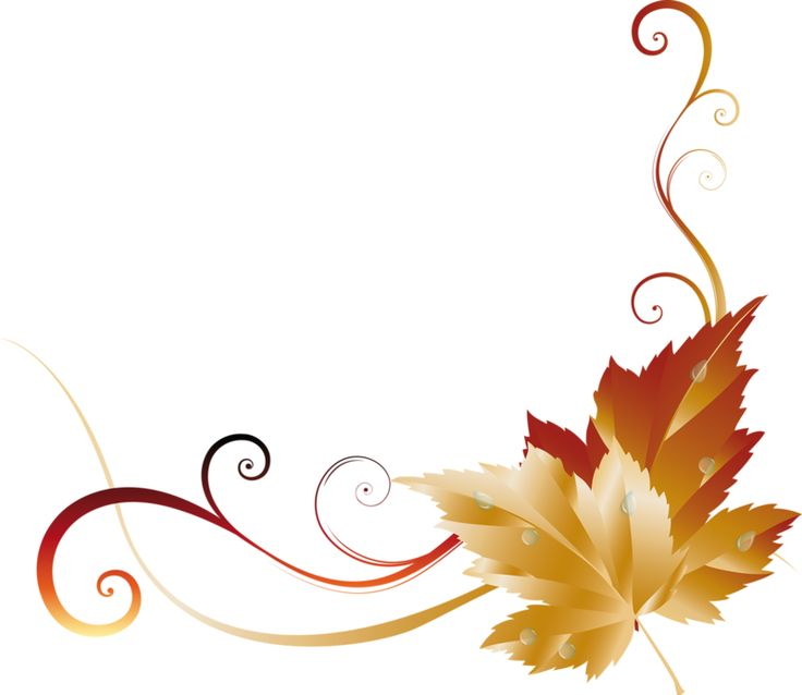 Leaves clipart corner On Download Art Cliparts Free