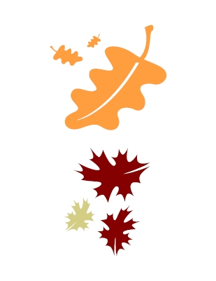 Wind clipart falling leave Free Clipart Clipart Clipart Leaves