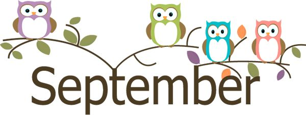 Owl clipart september Recreation Youth September Recreation and