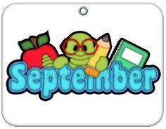 Calendar clipart september Image Month the (September) September