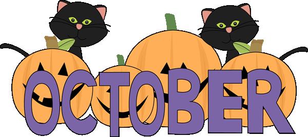 Word clipart cat Cats Art Pumpkins Art Image