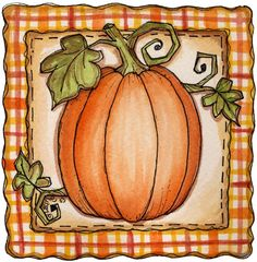 Country clipart autumn Fall Primitive clipart Primitive Cliparts