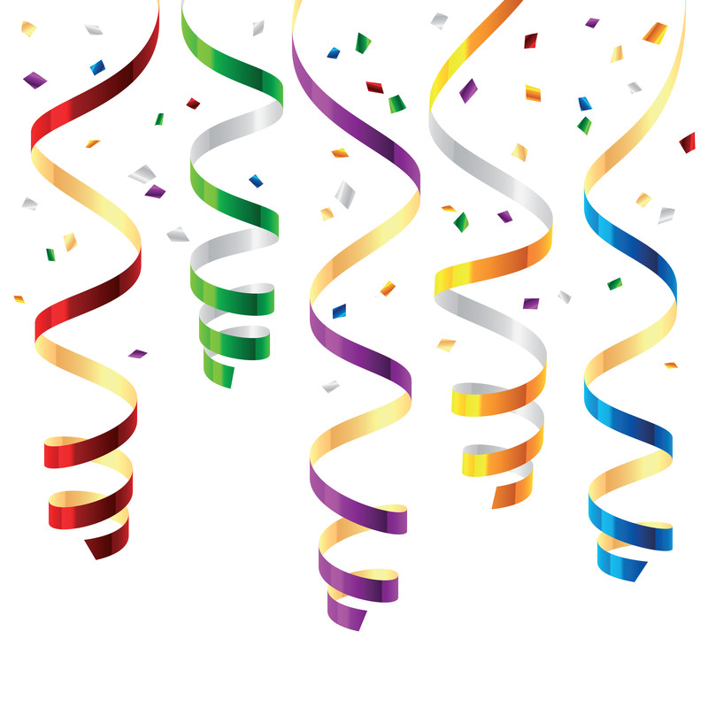 Celebration clipart ribbon Little big Back difference How