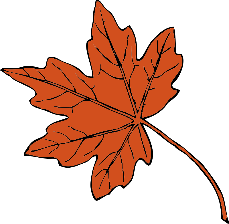 Leaves clipart orange leaf Art Pictures Thanksgiving Thanksgiving Clipart