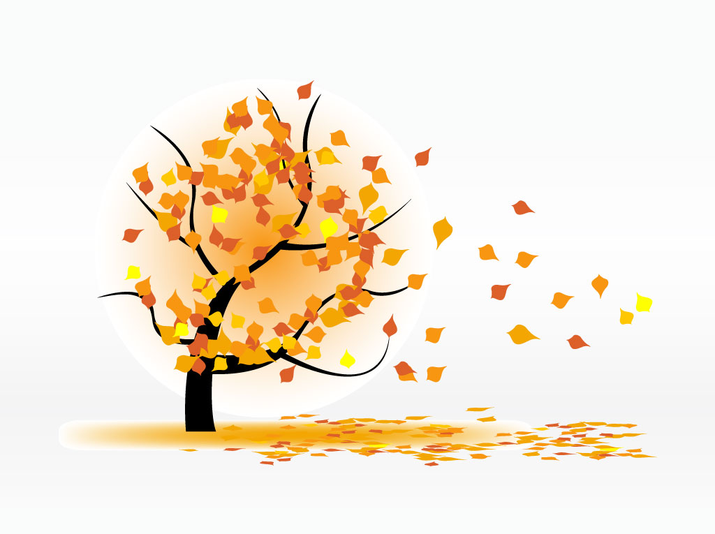 Leaves clipart windy Windy Windy Zone Fall Leaves