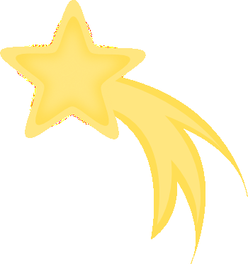 Comet clipart football Star Free Free Falling Star