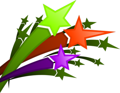 Falling Stars clipart all star Clipart star  shooting icons