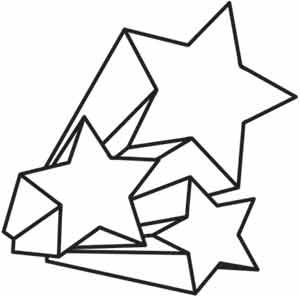 Shooting Star clipart drawn A and ideas clipart Best