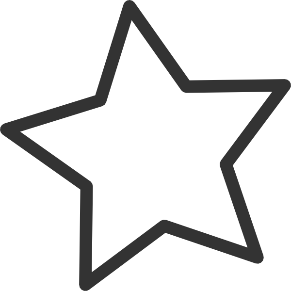 Falling Stars clipart bintang 7009 Clipart Image White Art