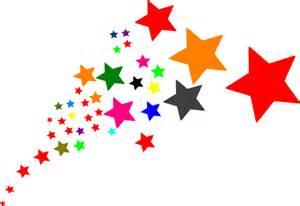 Shooting Star clipart magic star Clip STARgazing Bing the in