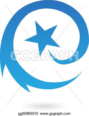Shooting Star clipart magic star Shooting round star Art Stars