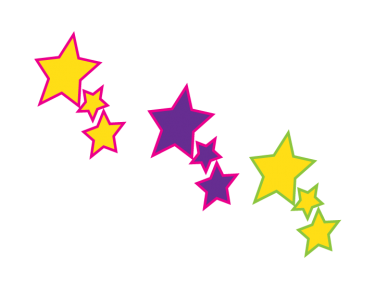 Shooting Star clipart starts Of stars Free stars Moon
