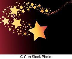 Shooting Star clipart comet Shooting Vector stars of Illustration