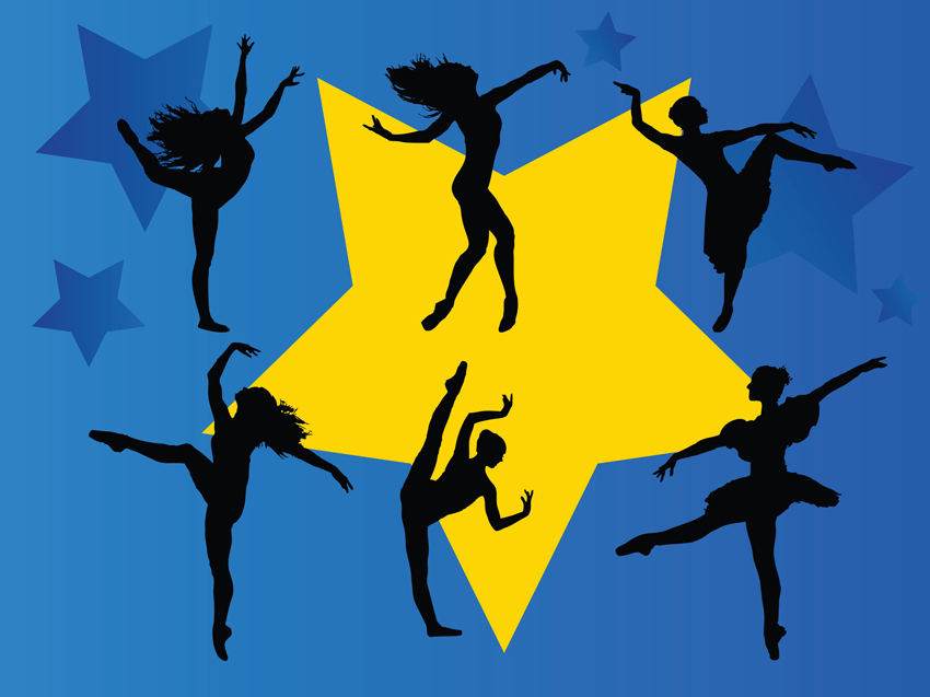 Shooting Star clipart dancing star Clip Images Free on Free