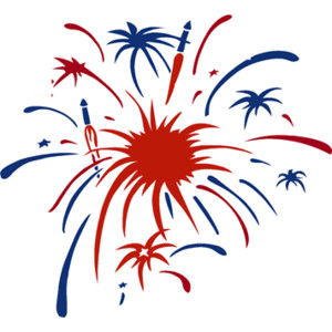 Fireworks clipart wedding Free Hairstyle fireworks clipart Maercon
