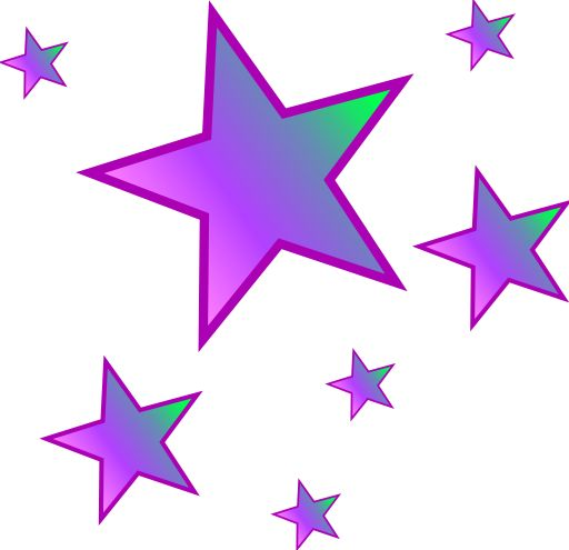 Falling Stars clipart golden star Stars star is You may
