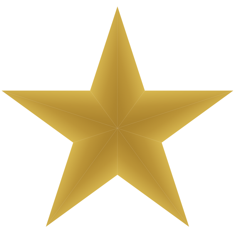 Shooting Star clipart golden star Clip Clip Free gold Cliparts