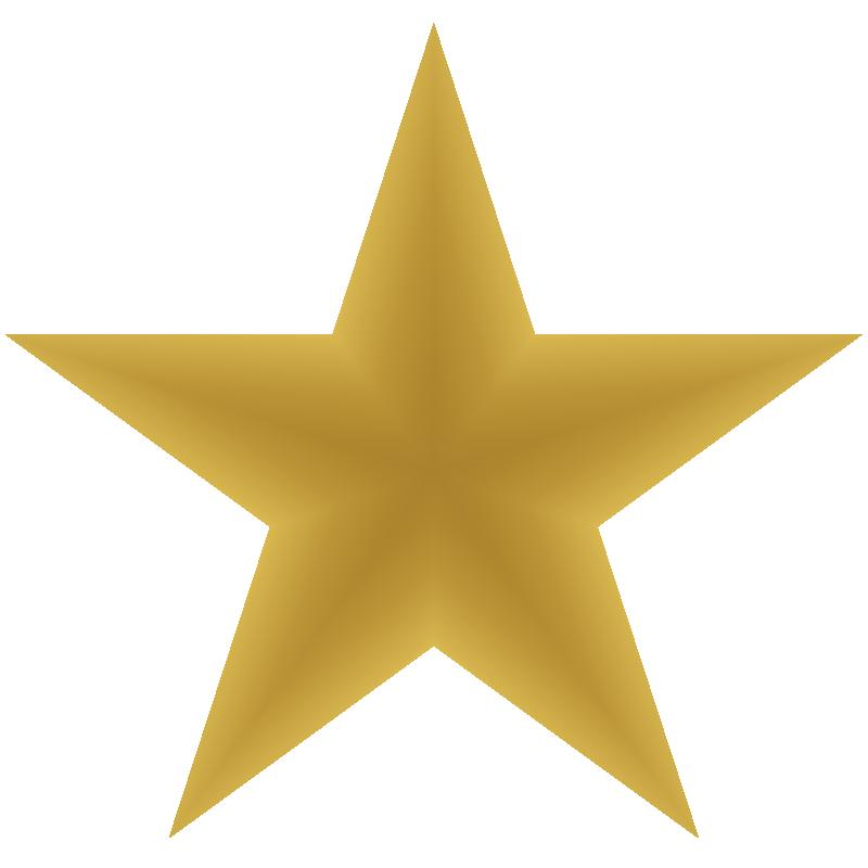 Falling Stars clipart golden star Gold on Shooting Clip star