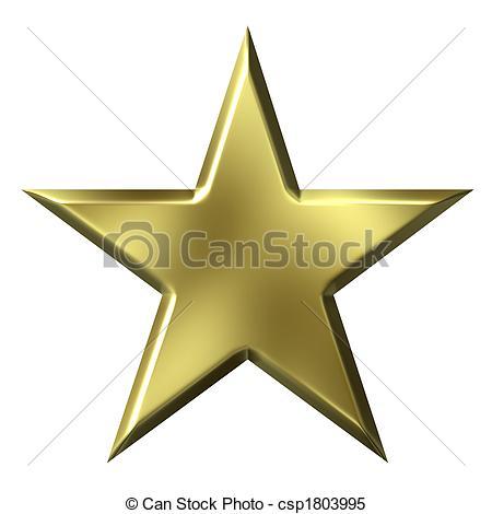 Falling Stars clipart golden star Golden 530  Star Star
