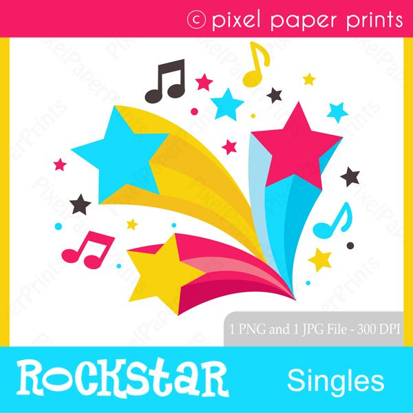 Shooting Star clipart single Star images ClipartShooting Twinkle best
