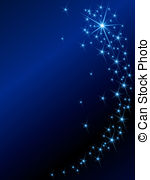 Falling Stars clipart magical star Shooting 530 star Illustrations magical