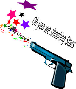 Falling Stars clipart meteor Stars Art Shooting at