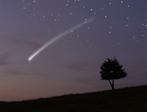 Shooting Star clipart meteor Stars Shooting shooting Meteor clipart