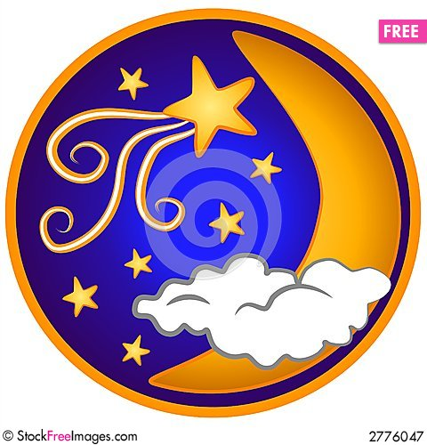 Falling Stars clipart moon star Art Images Stock Art And