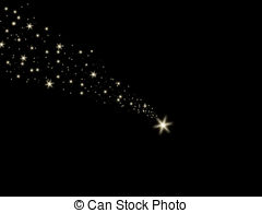 Shooting Star clipart twinkle star Falling black Photos  star