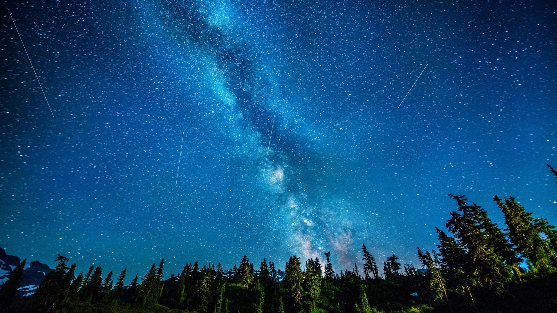 Falling Stars clipart night star #6884095 Clip Clipart Stars Free