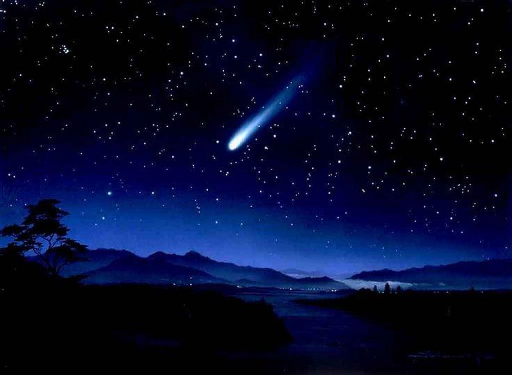 Falling Stars clipart night star Pin best star starry