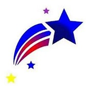 Falling Stars clipart reach for star Clipart patriotic star shooting star