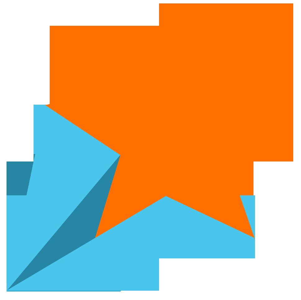 Stars clipart orange Panda Free Retro Images Stars