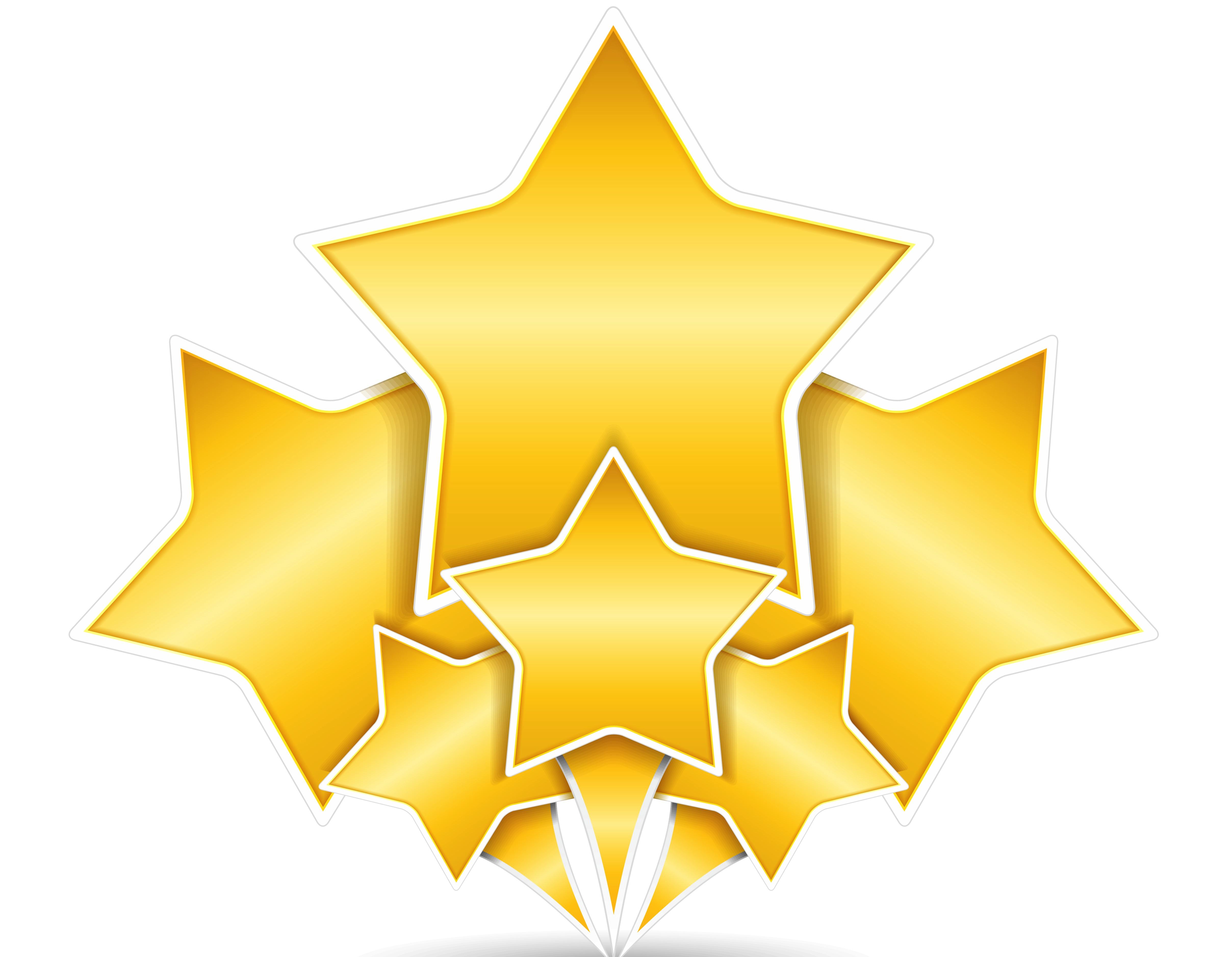 Falling Stars clipart star award On Free  Art Stars