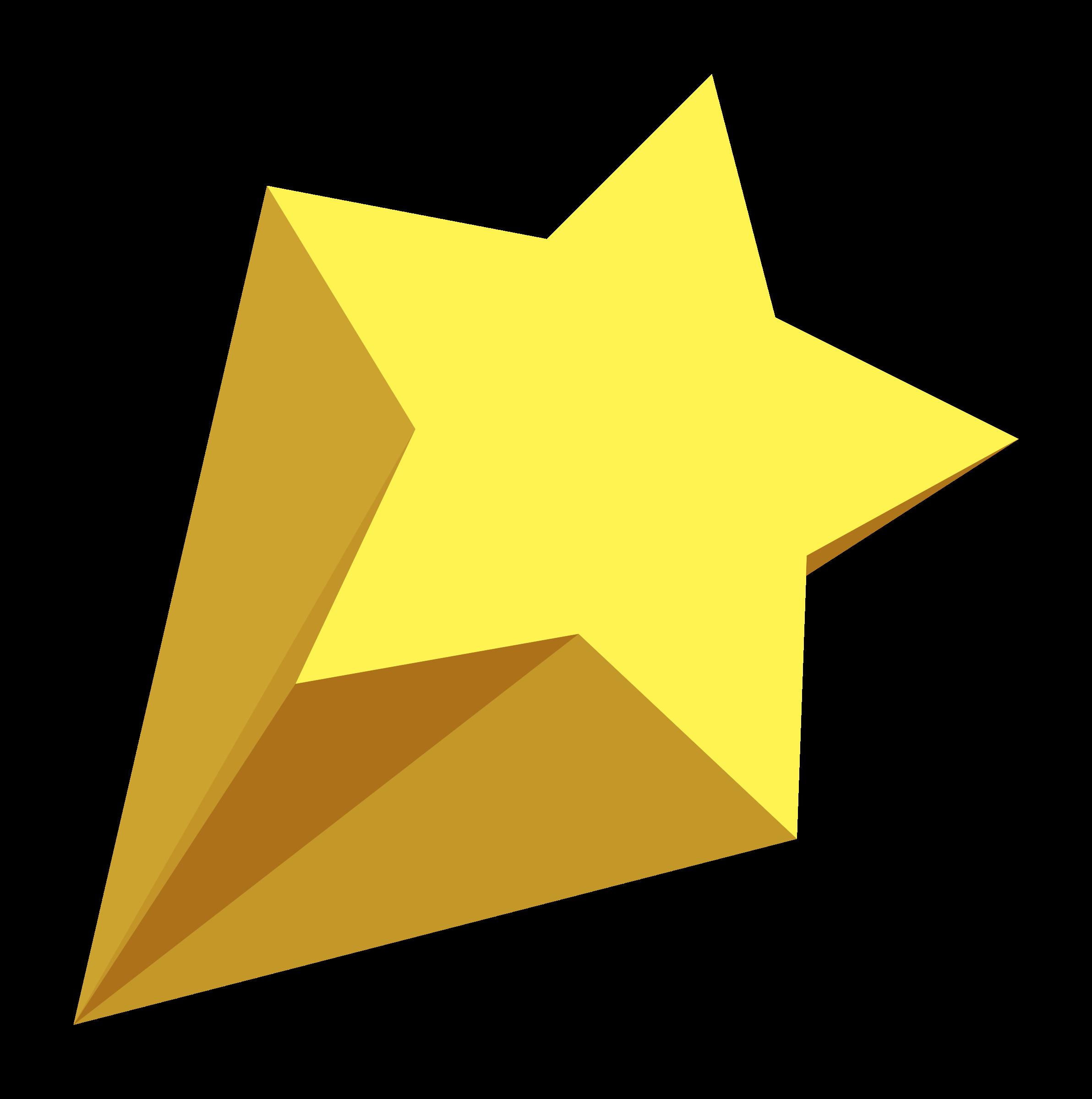 Falling Stars clipart star award The Awards Awards Winston –