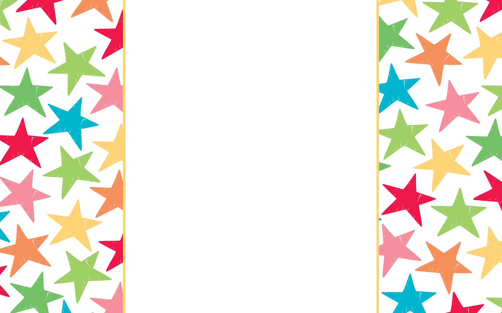 Frame clipart star Christmas Clip on Free Clipart
