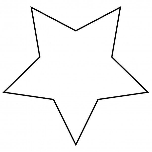 Falling Stars clipart star outline Clipart on Best Free Outline