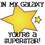 Falling Stars clipart superstar Stargazing stars Wars in to