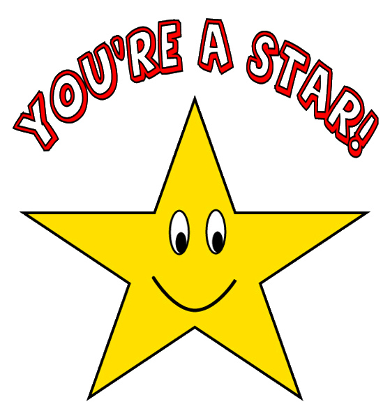 Falling Stars clipart superstar Of Free Clip Star a