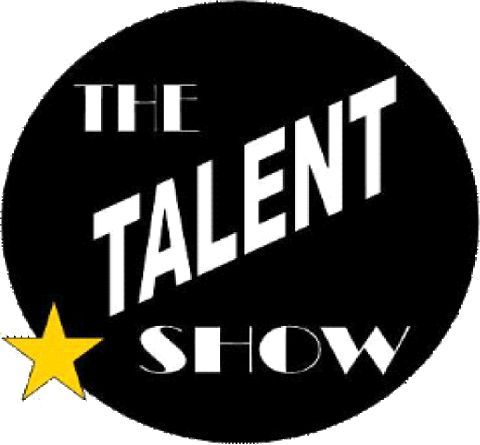 Microphone clipart talent show #13