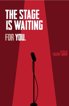 Falling Stars clipart talent show Show Search talent poster talent