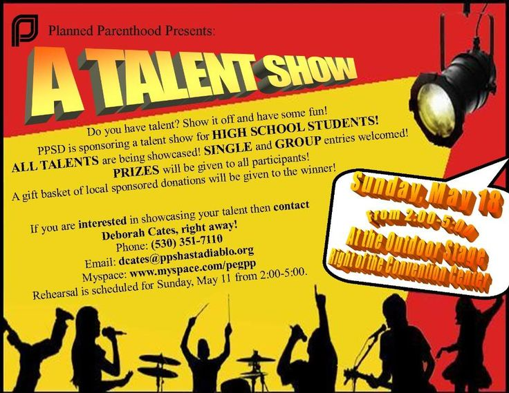 Falling Stars clipart talent show Show about talent best Search