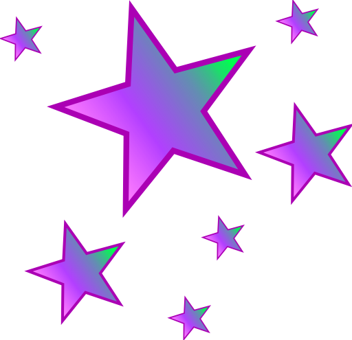 Falling Stars clipart transparent background Art Transparent Transparent Free Clip