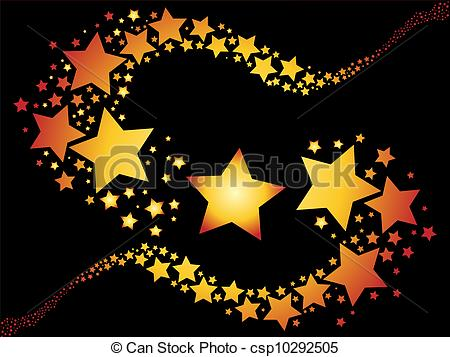 Shooting Star clipart twinkle star Clipart stars of Vector shooting