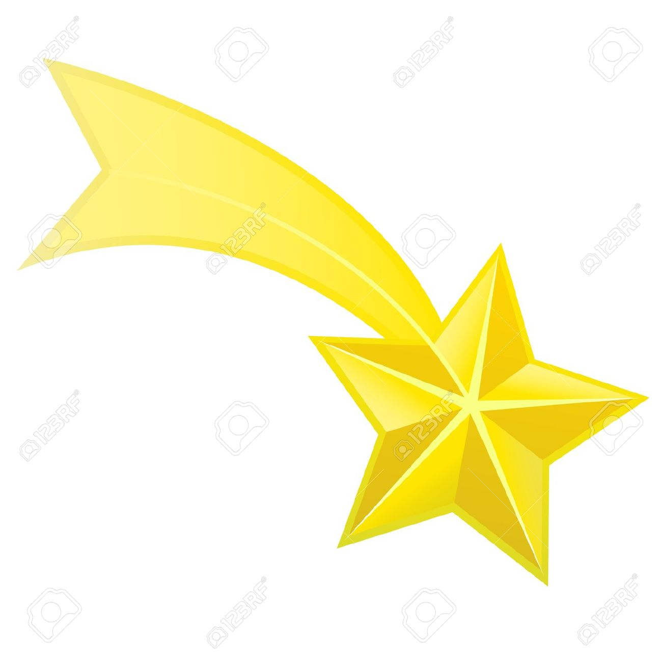 Shooting Star clipart comet (79+) Shooting Images Star Stock