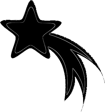 Shooting Star clipart wishing star Clipart – Yellow Gclipart 5