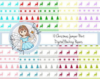 Falling Stars clipart xmas A4 Shooting Pack Paper Falling