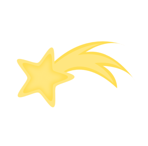 Falling Stars clipart yellow star Clipart Info Free Panda Shooting