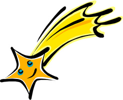 Falling Stars clipart you re That Do shooting star? call
