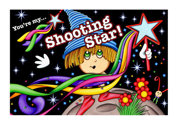 Falling Stars clipart you re My Card Star! My Shooting